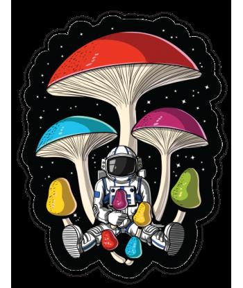 "Sticker ""Shroom Astronaut"""