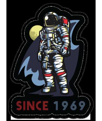 "Sticker ""Since 1969"""
