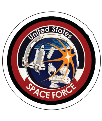 """Sticker """"Space Force"""""""