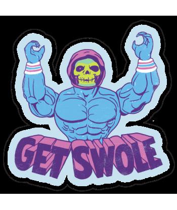 "Sticker ""Get Swole"""