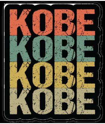"""Sticker """"Kobe 1"""""""