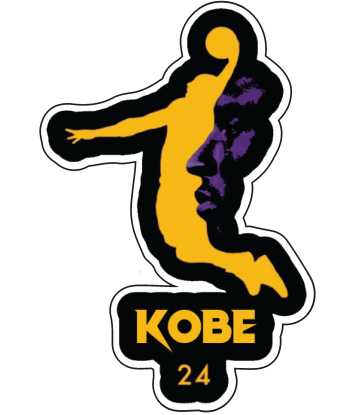 """Sticker """"Kobe 3"""""""
