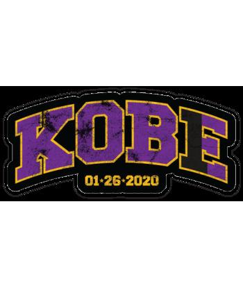 """Sticker """"Kobe 6"""""""
