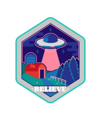 "Sticker ""Believe"""