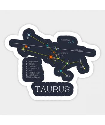 "Sticker ""Taurul"""