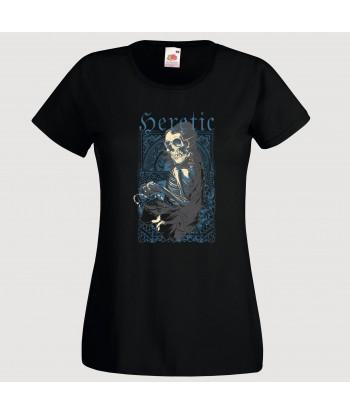 "Tricou pentru femei, ""Heretic"""