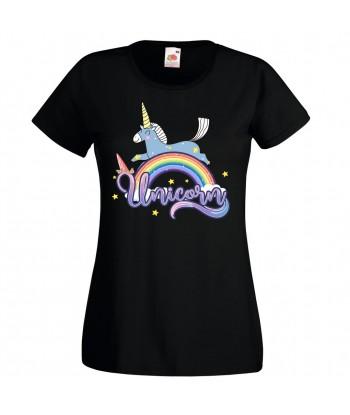 """Tricou pentru femei, """"Unicorn"""""""